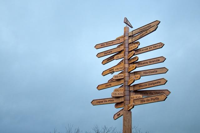 Comment pouvez-vous choisir votre destination?